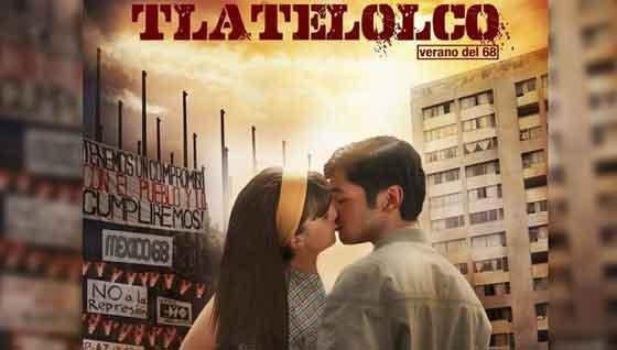 Tlatelolco, verano del 68