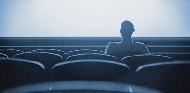 Ir al cine solo