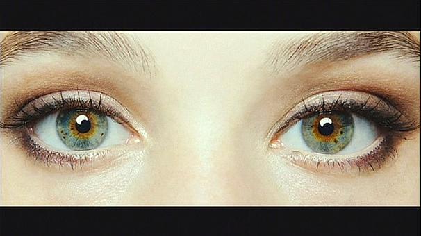 lamer los ojos