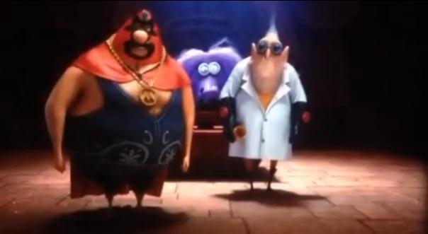 Dr nefario y el macho