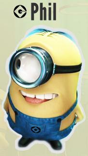 Minion phil