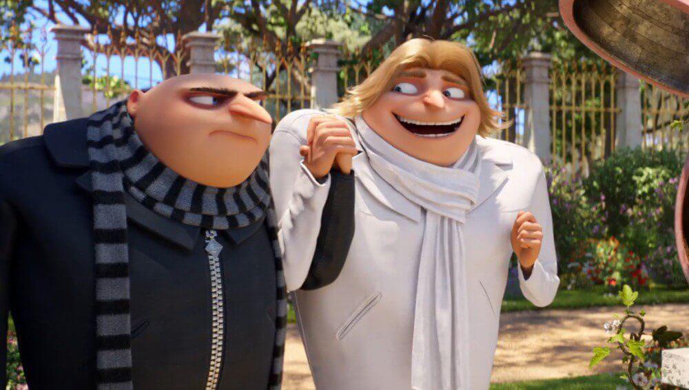 Quien es Dru y Gru
