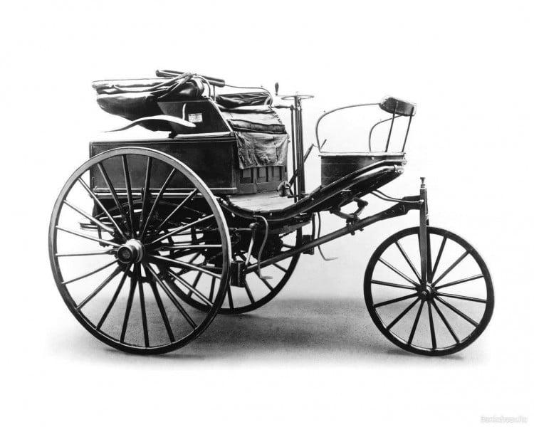 Benz Patent-Motorwagen Tipo III