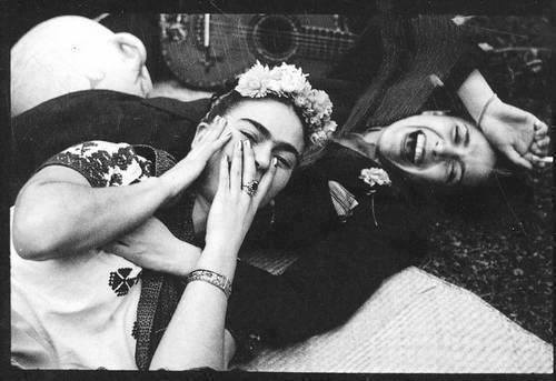 Chavela y Frida
