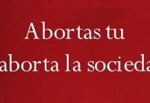aborto personal y aborto social