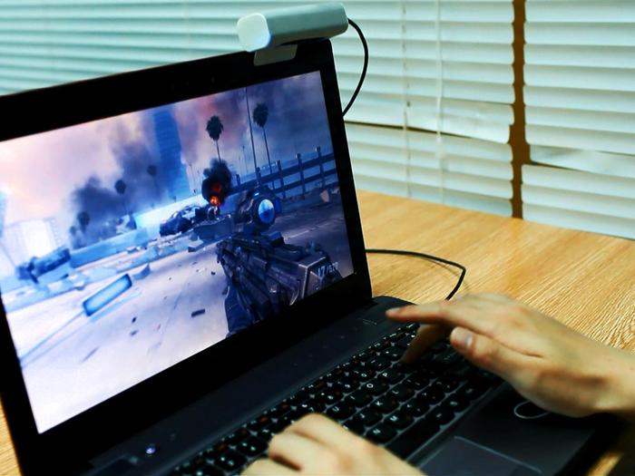 videojuegos con haptix 4
