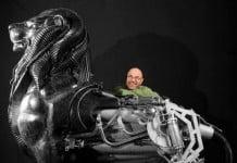 Pierre Matter - Bestias Biomecánicas