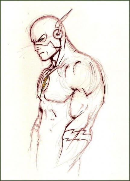 FLASH DC comics la paradoja del tiempo