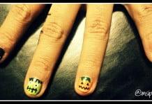 Como hacer Nail Art para Halloween