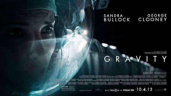 analisis pelicula gravity