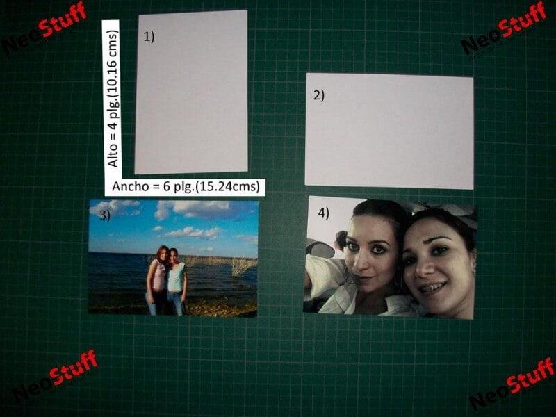 Cómo hacer Instantaneas tipo Polaroid | NeoStuff