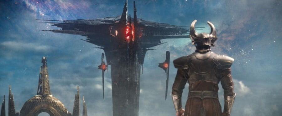 La invasión a Asgard