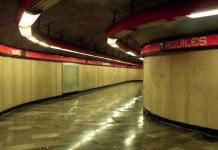 Leyenda del metro Aquiles Serdán