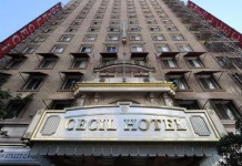 Cecil Hotel, Los Angeles Elisa lam