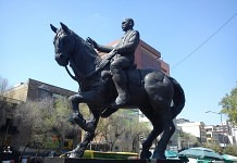 fco i madero estatua mexico