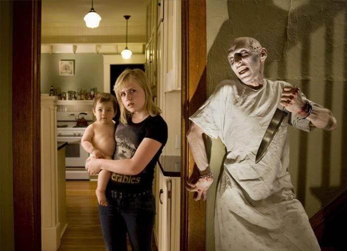 Joshua Hoffine fotos de terror