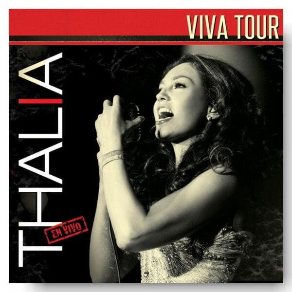 viva tour thalia