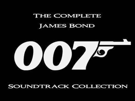 Colección de soundtrack del agente 007