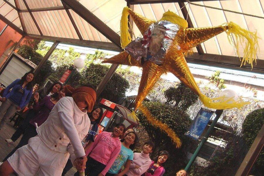 Fiestas decembrinas En maratón guadalupe reyes