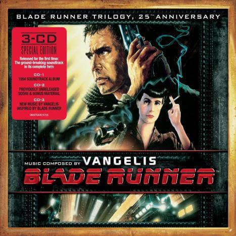 SOT Blade runner de Vangelis