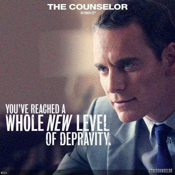 Fassbender en The counselor