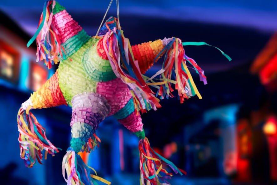 piñata mexicana significado 7 picos