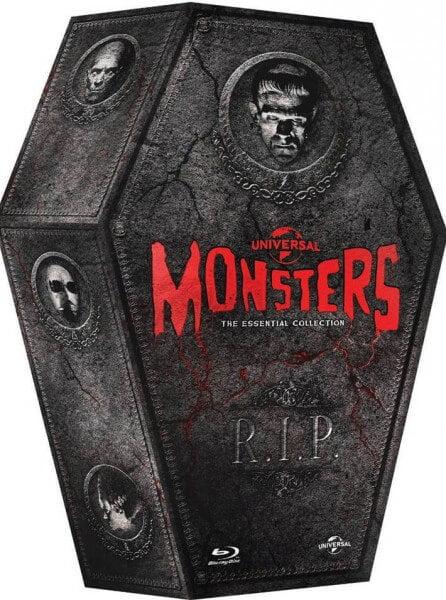 Los mejores monstruos del cine clásico reunidos.