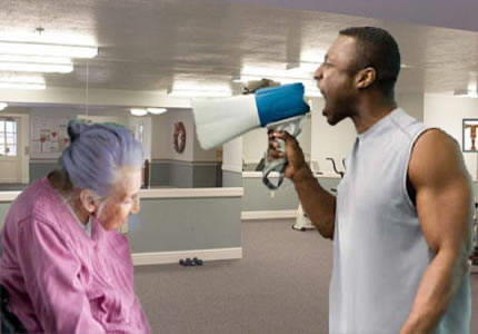 Mal instructor