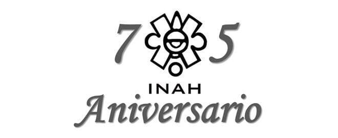 75 años inah