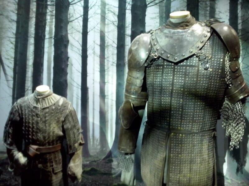 Arya Stark, The Hound.