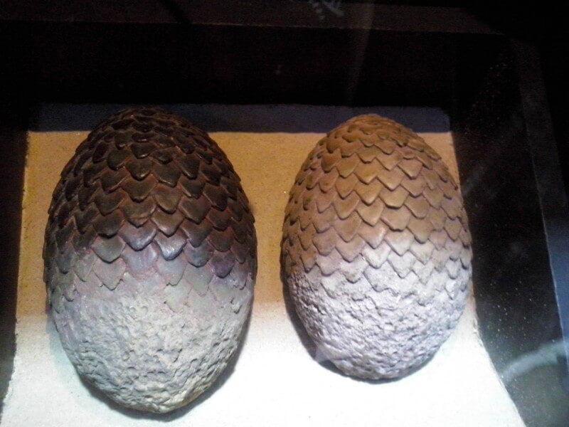 Huevos de dragón.