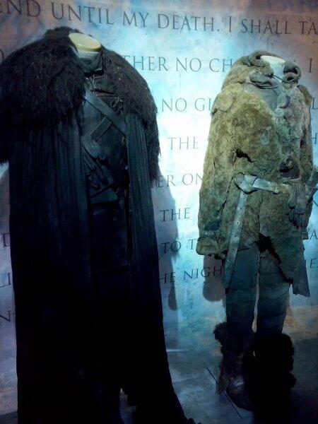 Jon Snow, Ygritte.
