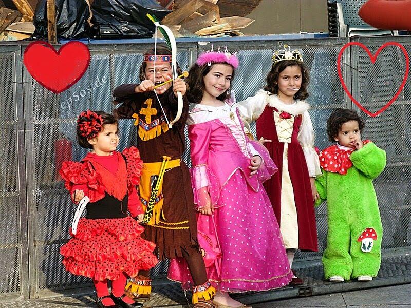 Qué piensan los niños del amor el 14 de febrero