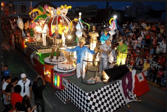 ¿Qué son los carnavales?