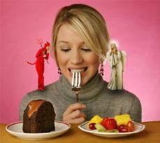 dieta bien y el mal