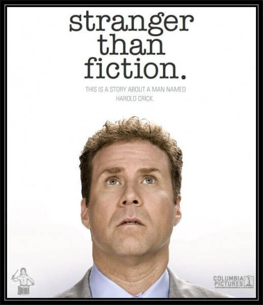 Stranger That Fiction Poster