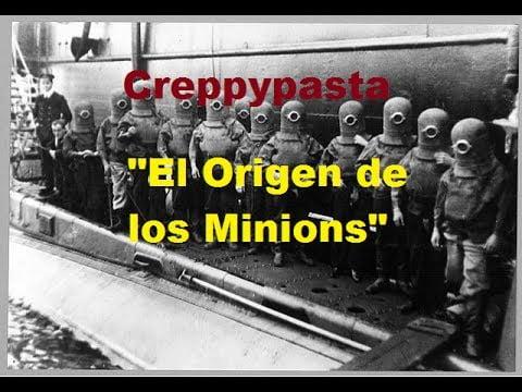 El origen de los minions Creepy Pasta El verdadero | NeoStuff