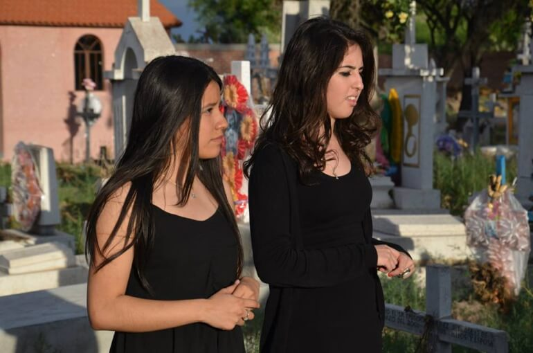 Daniela Morán y Gabriela Vega, Productora y directora.