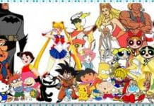 Las mejores Caricaturas de los 80's y 90's