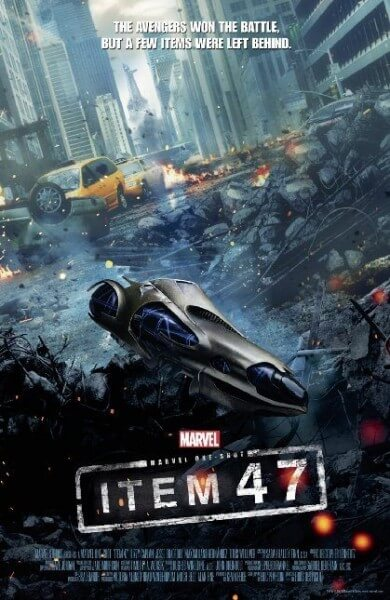item 47 marvel