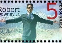 Downey y sus personajes