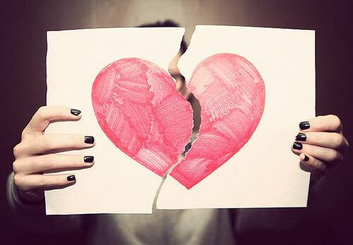 cómo romper un corazón