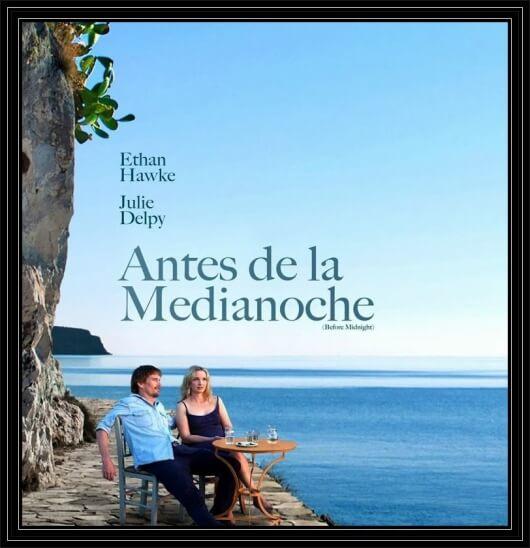 Antes De La Medianoche Poster.