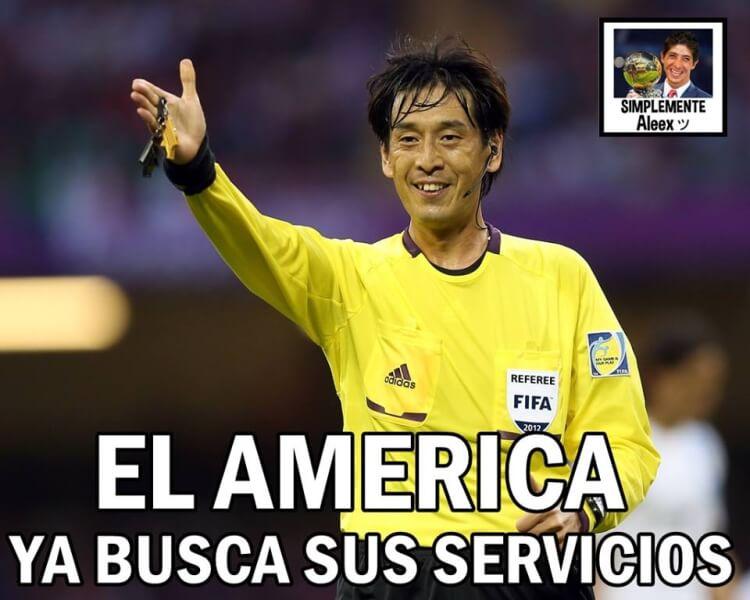 Yuichi Nshimura fue el árbitro japonés para el Brasil vs Croacia; famoso por tomar decisiones que favorecieron injustamente al equipo anfitrión