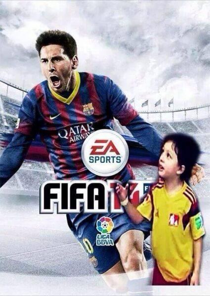 La mejor portada de FIFA en años...