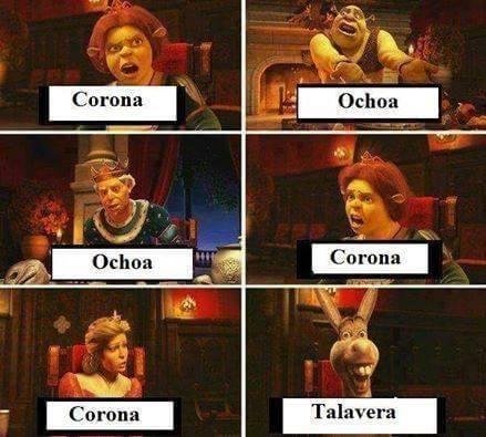 ¿Talavera, quién?