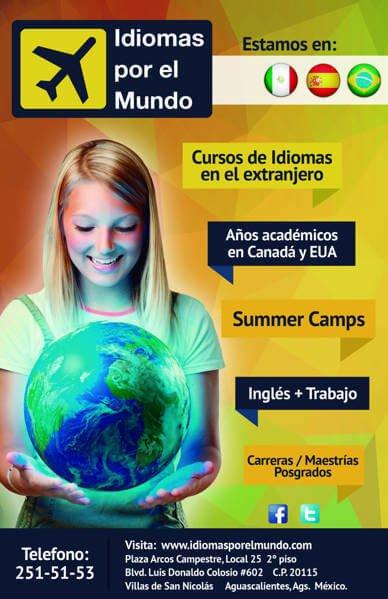 cursos de idiomas en extranjero