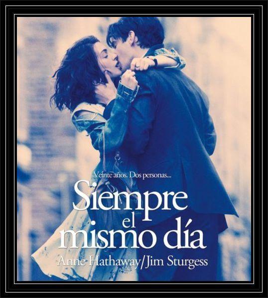 Siempre El Mismo Día Poster Promocional.