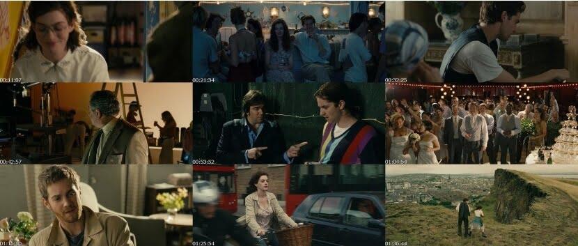 Siempre El Mismo Día escenas de la película