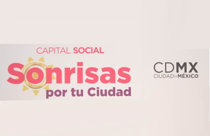 Sonrisas por tu ciudad capital social
